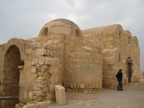Quseir Amra - Giordania