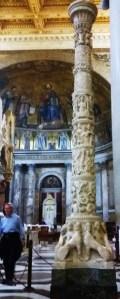 Il candelabro pasquale di san Paolo