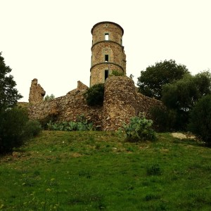 Il castello di Grimaud