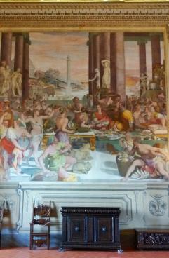 Il salone di Leone X, splendore dell'arte rinascimentale