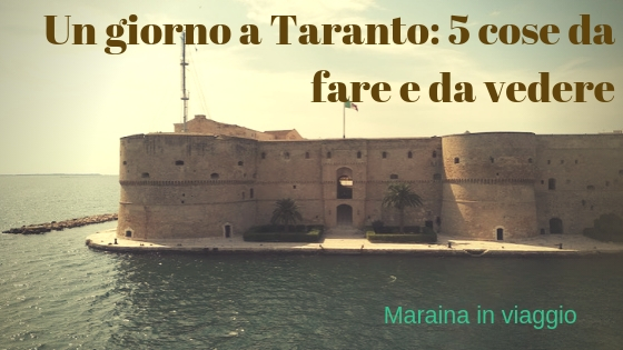 cosa fare a Taranto