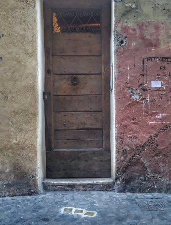 pietre d'inciampo ghetto roma